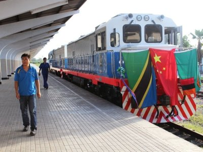 TAZARA railway seeks capital