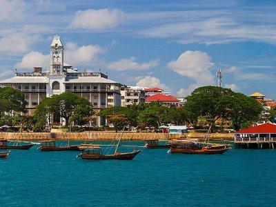Zanzibar tourism show