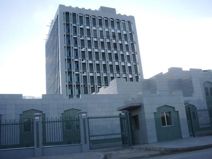 BoT Headquarters in Zanzibar