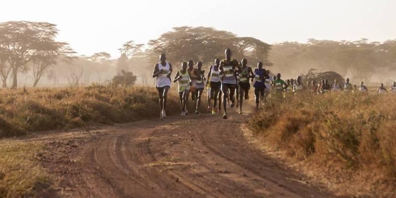 Serengeti Marathon winners