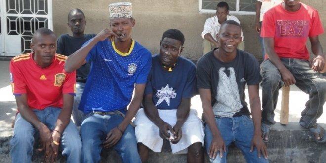Unemployed in Tanzania