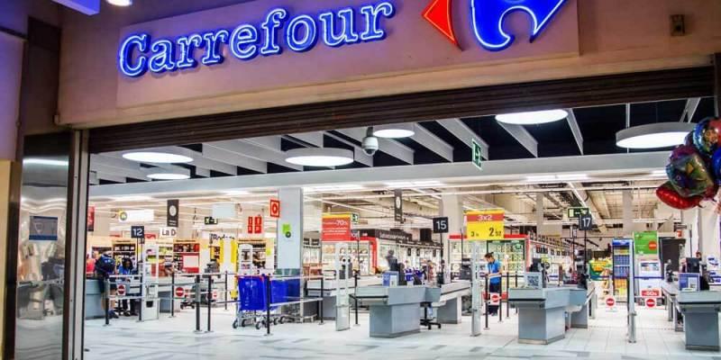 Carrefour Supermarket branch in Dar es Salaam