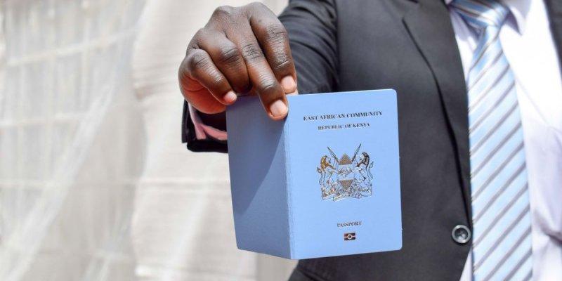Visa free countries Kenyan citizens