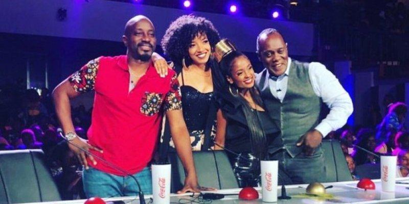 East Africa Got Talent judges