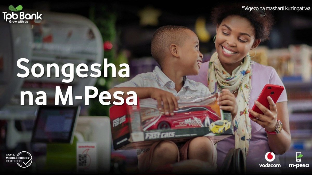 M-Pesa customers access overdrafts
