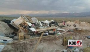 Authorities bulldoze New Mexico jihad compound, leave ammo, paperwork behind