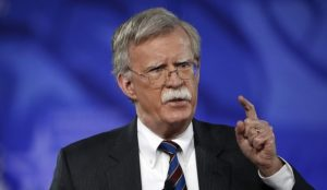 Bolton out as Trump's National Security Adviser