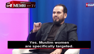 "Muslim researcher says ""Muslim women are specifically targeted"" by appeals for ""equality between men and women"""