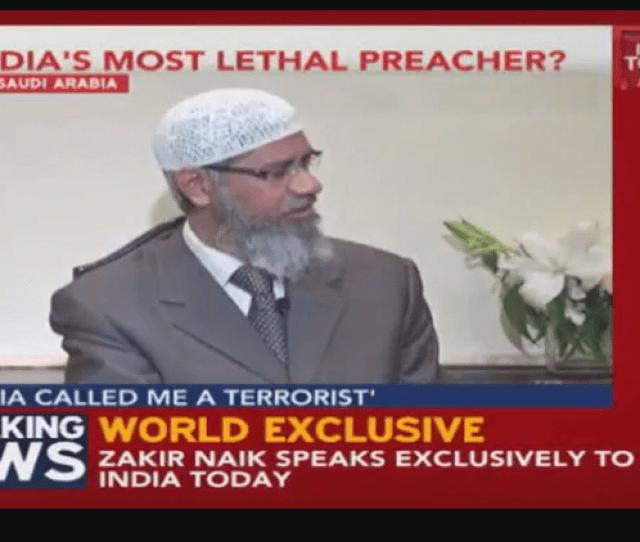 Jihadist Islamic Preacher Who Paid Non Muslims To Convert Accused Of Money Laundering