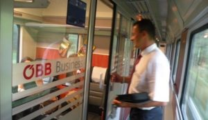 "Austria: Muslim migrant screaming ""Allahu akbar"" beats, threatens to kill train conductor"