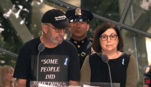 "Son of 9/11 victim schools Ilhan Omar: ""19 Islamic terrorists killed over 3,000 people... <a target="