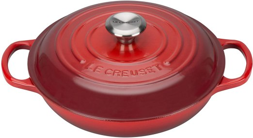 Best Brand of Casserole dish is Le Creuset Enameled Cast iron
