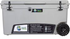Frosted Frog Ice chest commercial insulated cooler with wheels