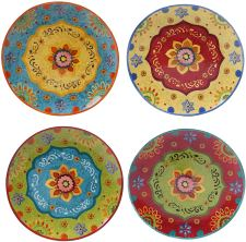 Tunisian sunset Dinner plate set without cups an