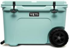 Yeti Tundra Haul Wheeled Coolers are coolers that keep Ice for days