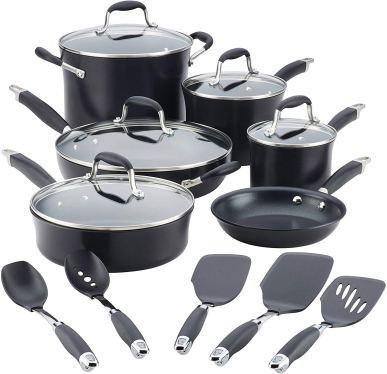 Anolon Nonsick cookware sets