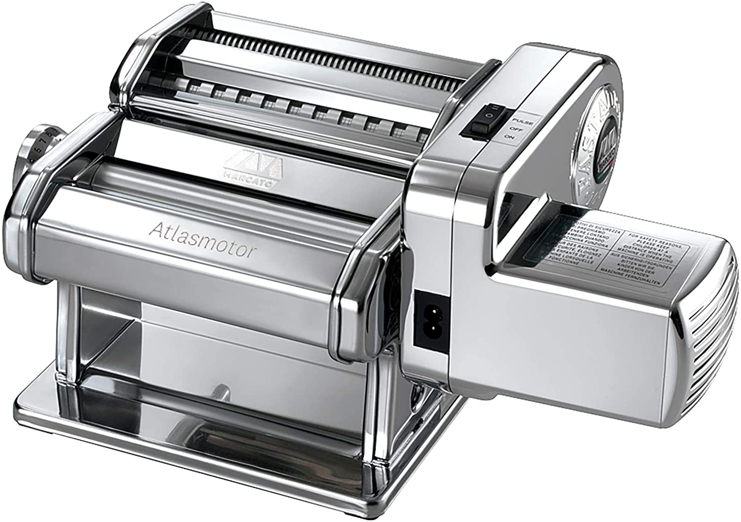 Marcato Pasta Machine with Motor