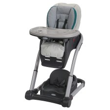 Graco Blossom High chair for Toddler Suction Plates