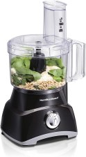 Hamilton beach food processor for pureeing, chopping, shredding and slicing