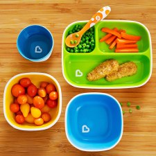 Munchkin Best toddler baby Plates that is Divided