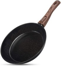 Ceramic Frying Pan with detachable Handle