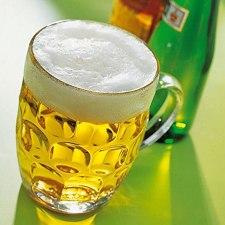 Arcoroc Beer glass cup; Arc International - Arcopal dinnerware