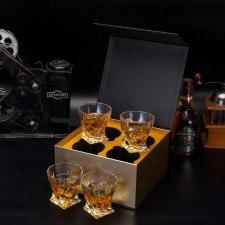 Kanars crystal whiskey glasses