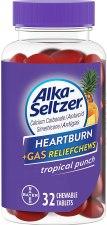 Best fast relief for heartburn - Alka Seltzer heartburn relief chews