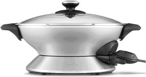 Best Electric Wok by Breville