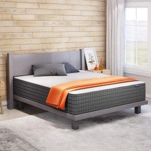 Queen size mattress for bedroom