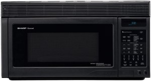Sharp microwave convection oven