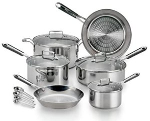 Tfal Induction Performa cookware set for glass top stoves