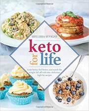 Keto weight loss recipe booklet