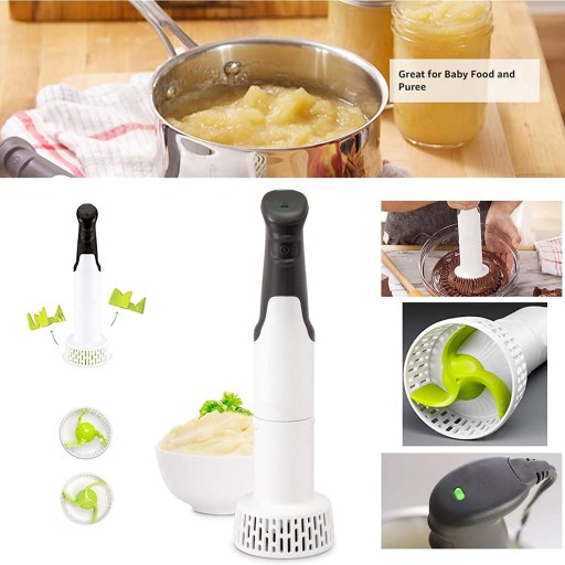 Best Electric Potato masher with hand blender
