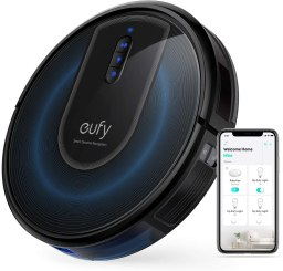 Eufy by Anker, RoboVac G30, Robot Vacuum for Carpets and Hard Floors