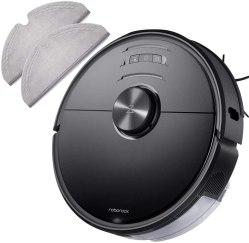 Roborock S6 MaxV Robot Vacuum Cleaner and Mopping for hardwood floors