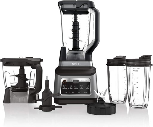 Using the Ninja Blender as a Food processor