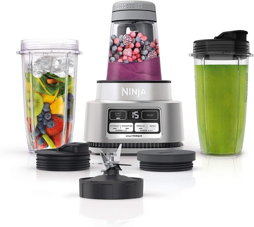 Ninja foodi blender as a Juicer extractor for smoothies