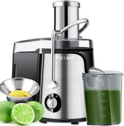 Best Centrifugal Juicer Machine for Juicing by Potane