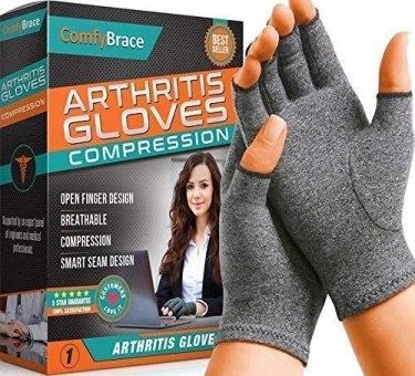 Adaptive equipment comfy brace arthritis hand gloves