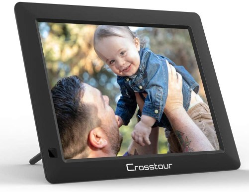 Digital electronic picture frame wedding gift for new couples