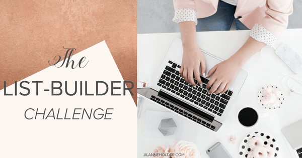 Day 6: Building Your List With Social Media