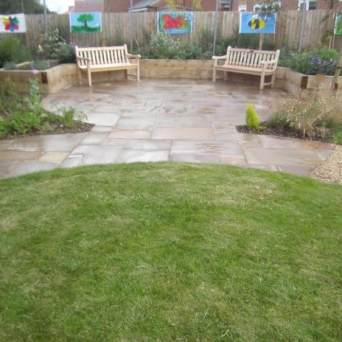 Sensory Garden Design Swindon Wiltshire