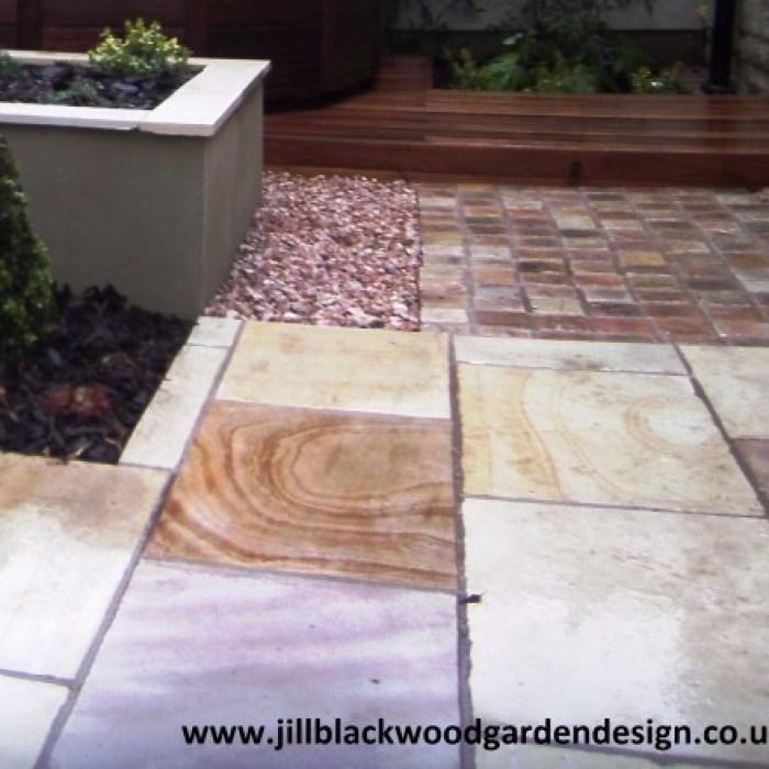 Contemporary Garden Design Fairford, Gloucestershire