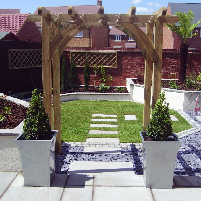 Modern Garden Design Wroughton, Swindon, Wiltshire