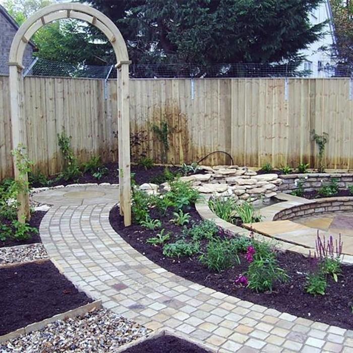 Cottage Garden Design Cricklade, Swindon, Wiltshire