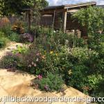 Rustic Garden Design Swindon Wiltshire