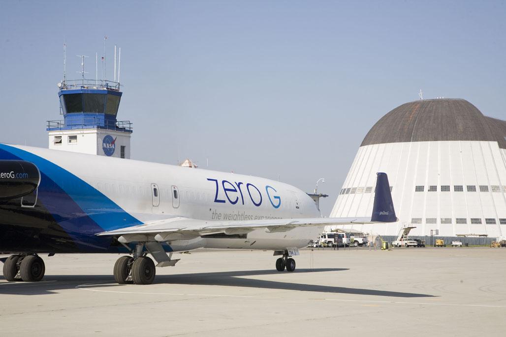zero g plane
