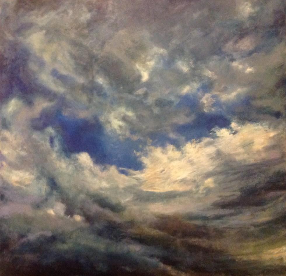 Jill Nichols Fine Art Clouds