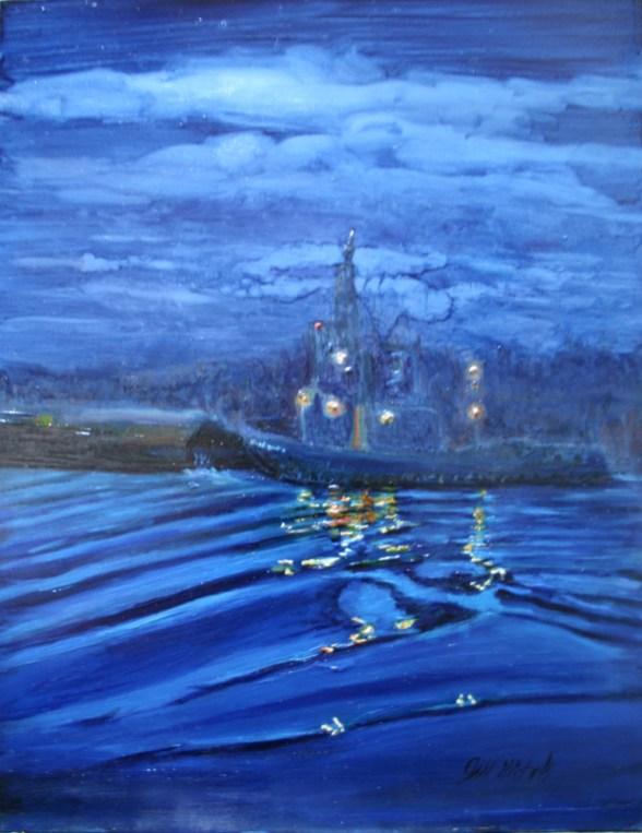 Tugboat Nocturne